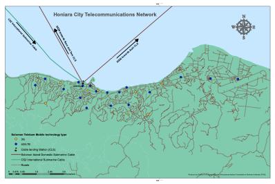 Solomon Telekom (Honiara)