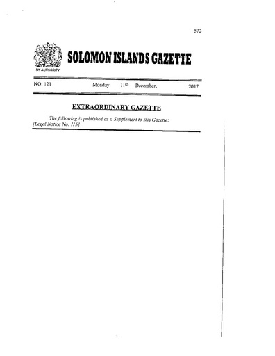Telecommunications Commission Solomon Islands Standard Forms